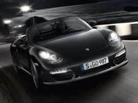 2012 Porsche Boxster Base 2dr Rear-wheel Drive Convertible