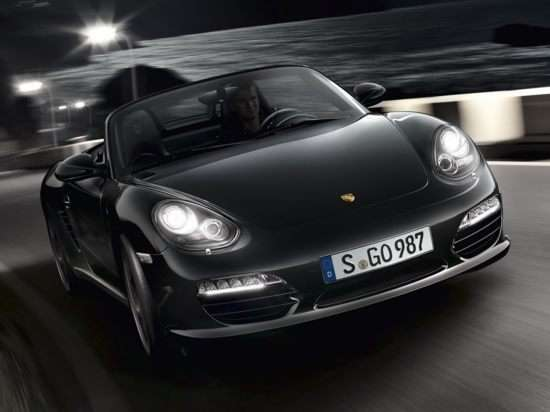 02.  Porsche Walks Away From Sub-Boxster Roadster, Embraces Second Sedan