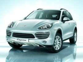 2012 Porsche Cayenne Base 4dr All-wheel Drive
