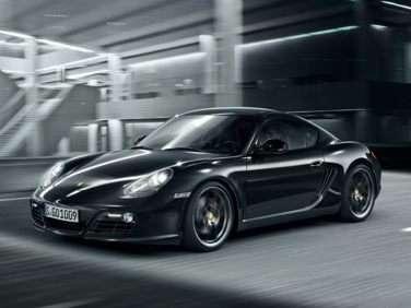 2012 Porsche Cayman Black Edition