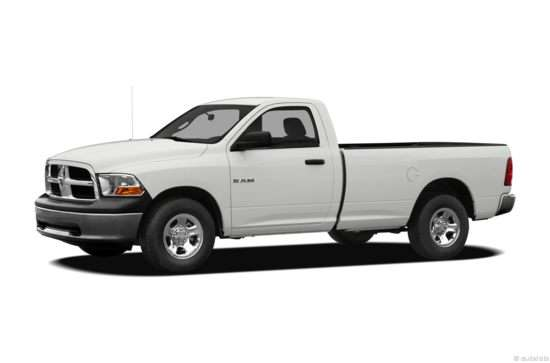 2012 RAM 1500 4x2 Regular Cab 8' Box