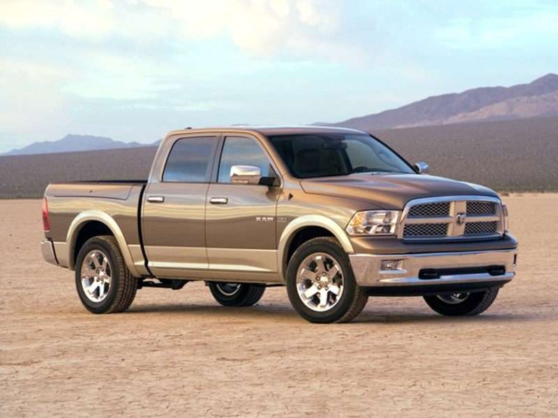 Research the 2012 RAM 1500