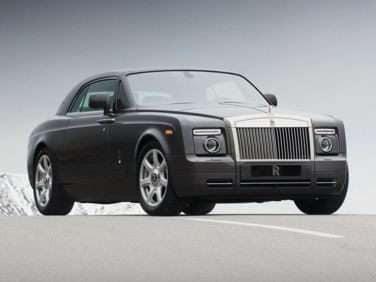 2012 Rolls-Royce Phantom Coupe