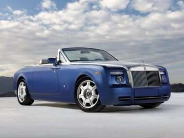 2012 Rolls-Royce Phantom Drophead Coupe 