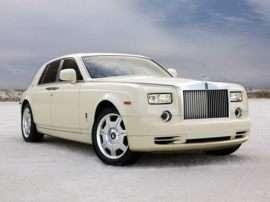 2012 Rolls-Royce Phantom Base Sedan