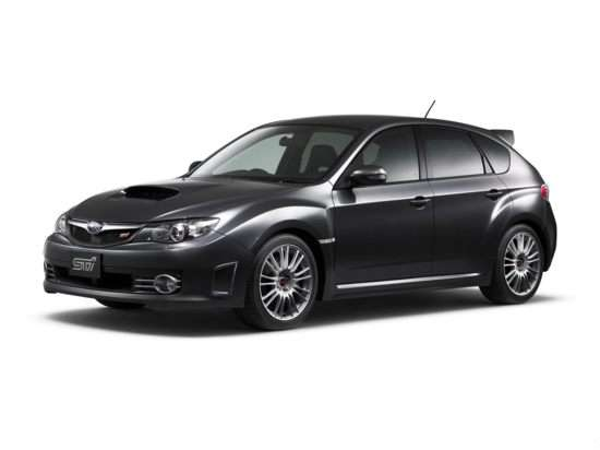 2012 Subaru WRX STI: Video Road Test and Review