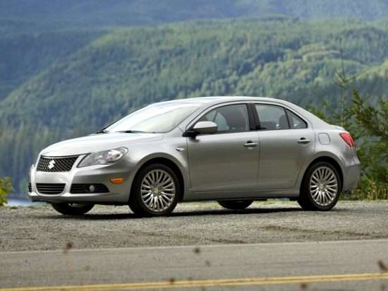 2012 Suzuki Kizashi SE w/Leather Edition AWD