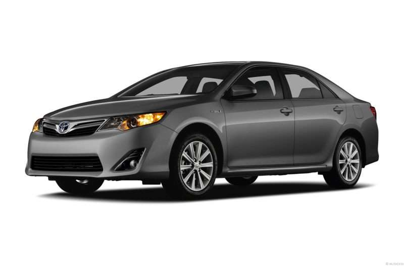 Research the 2012 Toyota Camry Hybrid