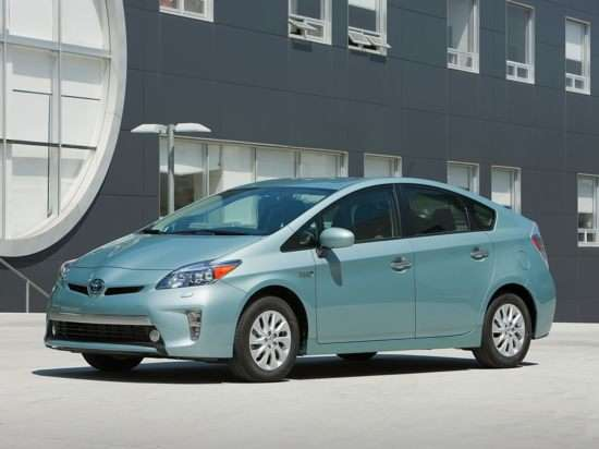 EPA Confirms 2012 Toyota Prius Plug-in Ratings