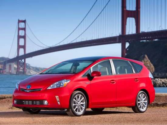 2012 Toyota Prius V Wagon Full Road Test and Review
