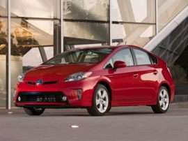 2012 Toyota Prius Two 5dr Hatchback