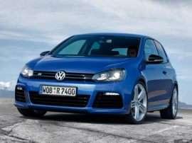 2012 Volkswagen Golf R 2-Door 2dr All-wheel Drive Hatchback