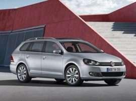 2012 Volkswagen Jetta SportWagen 2.5L S 4dr