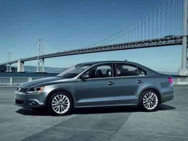 2012 Volkswagen Jetta 2.0L TDI w/Premium (A6)