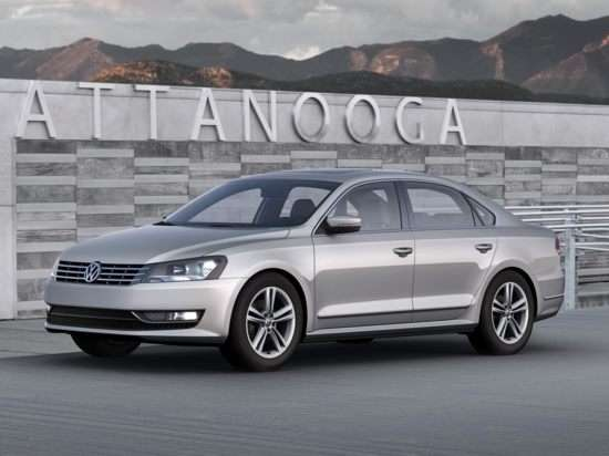 2012 VW Passat Ready to Realign Midsize Segment