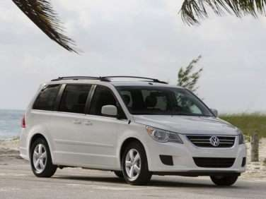 2012 Volkswagen Routan 