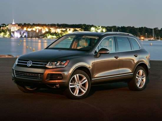 2012 Volkswagen Touareg: Video Road Test and Review