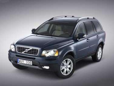 2012 Volvo XC90 R-Design Platinum AWD