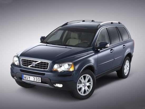 2012 Volvo XC90 R-Design Platinum FWD