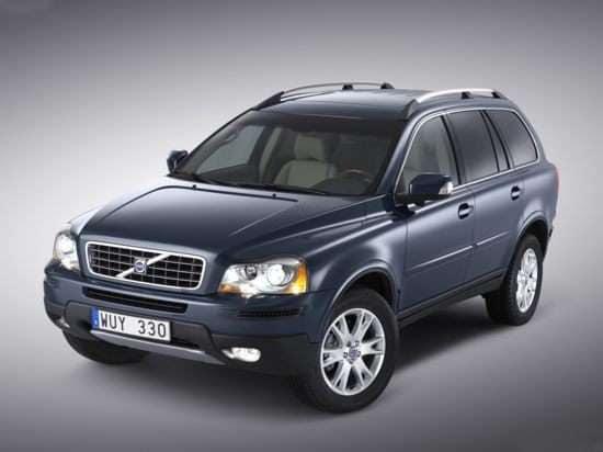 2012 Volvo XC90 Platinum AWD