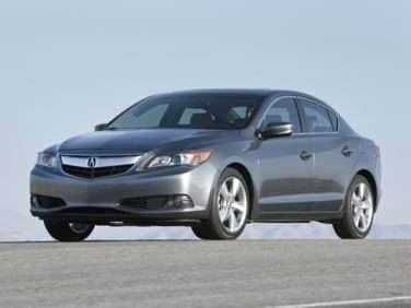 2013 Acura ILX 2.4L w/Premium Package (M6)