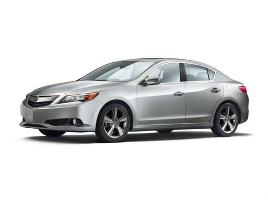 2013 Acura ILX 2.0L w/Technology Package (A5)