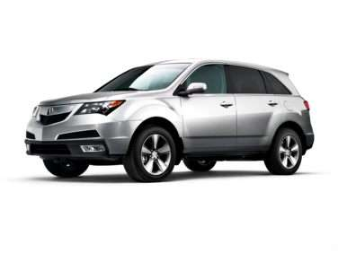 2013 Acura MDX Technology Pkg w/Entertainment Pkg
