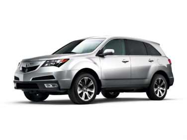 2013 Acura MDX Advance Pkg w/Entertainment Pkg