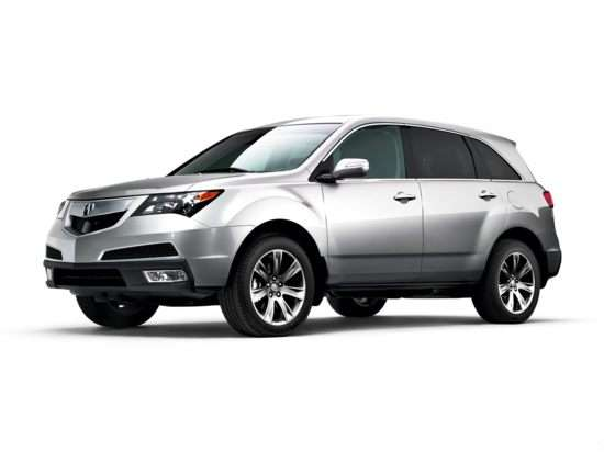 2013 Acura MDX Advance Package
