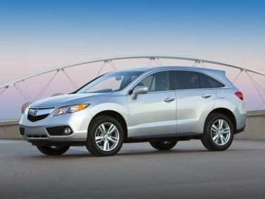 2013 Acura RDX FWD