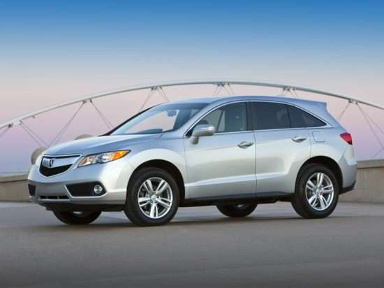 2013 Acura RDX w/Technology Package FWD