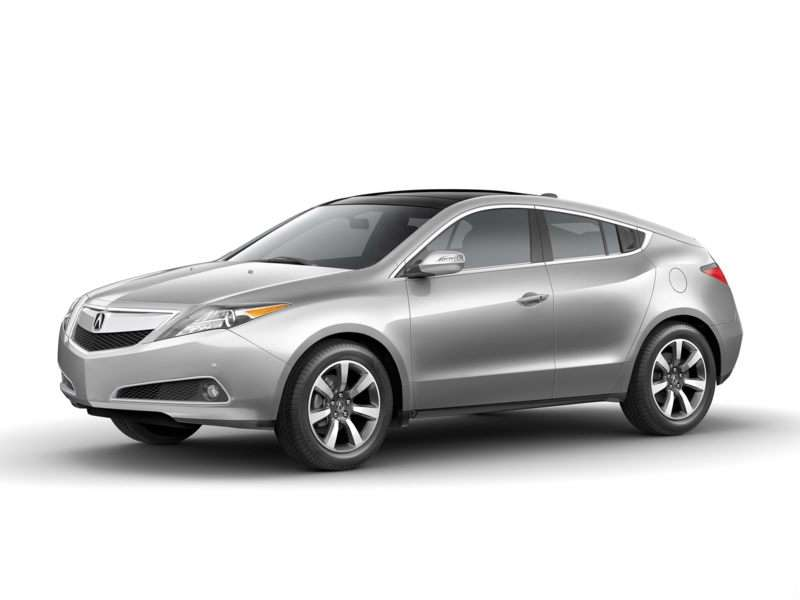 2013 Acura ZDX