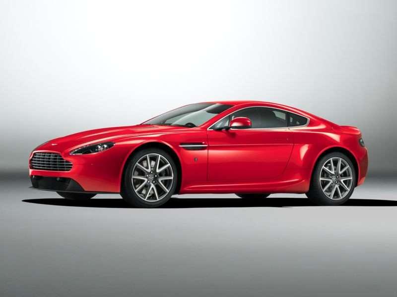 2013 Aston Martin V8 Vantage