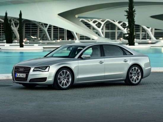 2013 Audi A8L 4.0T Luxury Sedan Video Review