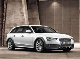 2013 Audi allroad 2.0T Premium 4dr All-wheel Drive quattro Wagon