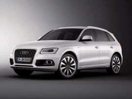2013 Audi Q5 hybrid 2.0T Prestige 4dr All-wheel Drive quattro Sport Utility