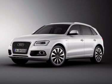 2014 Audi Q5 hybrid