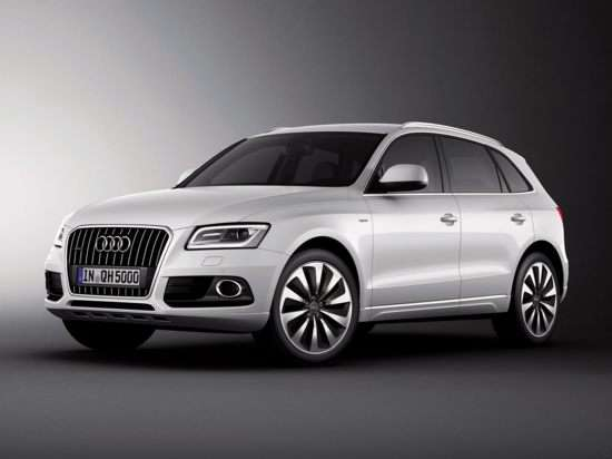2013 Audi Q5 hybrid Base
