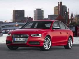 2013 Audi S4 3.0T Premium Plus 4dr All-wheel Drive quattro Sedan