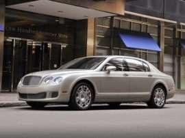 2013 Bentley Continental Flying Spur Base Sedan