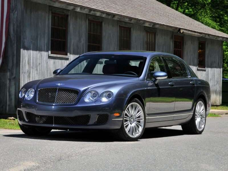 Research the 2013 Bentley Continental Flying Spur