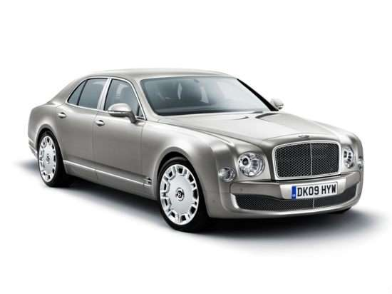 2013 Bentley Mulsanne Mulliner Video Review