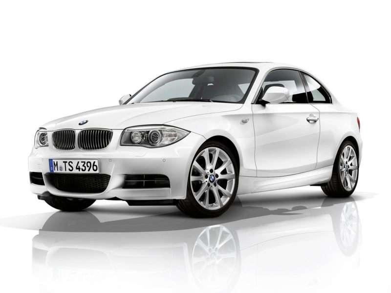 2014 BMW 135