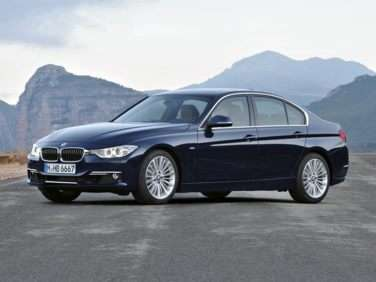 2013 BMW 328 w/SULEV AWD Sedan
