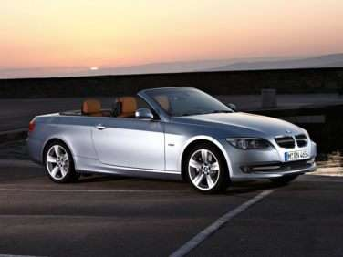 2013 BMW 328 w/SULEV RWD Convertible
