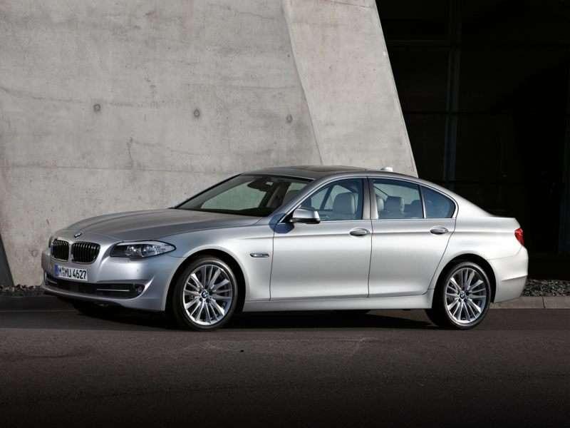 2013 BMW 550