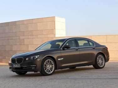 2013 BMW 750 i RWD