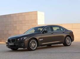 2013 BMW 760 Li 4dr Rear-wheel Drive Sedan