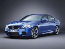 2013 BMW M5 Base 4dr Rear-wheel Drive Sedan