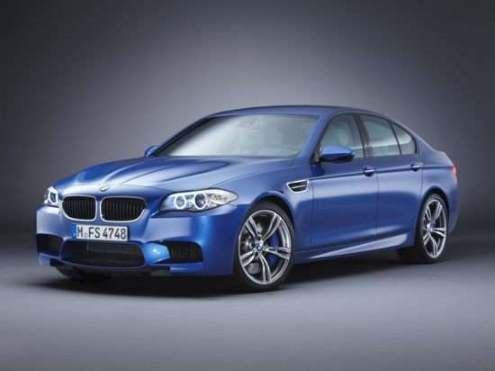2013 BMW M5 Video Road Test & Review